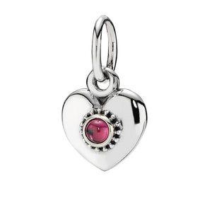 Pandora Retired Treasured Hearts Pendant